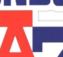 London A-Z Sticker
