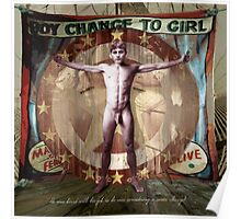 Boy changed to girl Poster