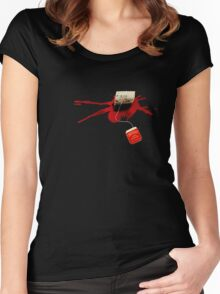 PWNINGS - 100% PWNAGE Women's Fitted Scoop T-Shirt