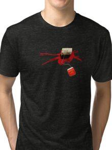 PWNINGS - 100% PWNAGE Tri-blend T-Shirt