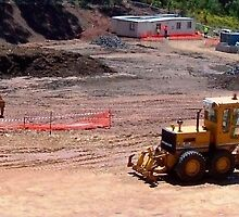 Earthmoving Equipment by Caterpillar by Property & Construction Photography