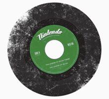 ZELDA 45 rpm by thehorror