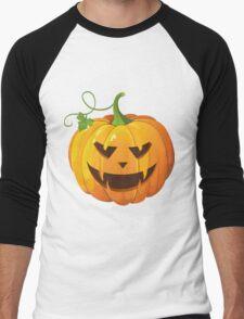 Jack-o-lantern Mark IV Men's Baseball ¾ T-Shirt