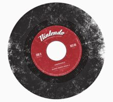 MARIO 45 rpm by thehorror