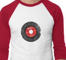MARIO 45 rpm Men's Baseball ¾ T-Shirt