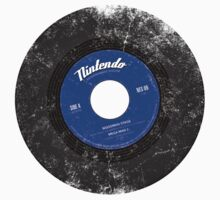 MEGAMAN 45 rpm by thehorror