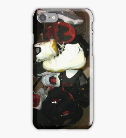 jordan tower iPhone Case/Skin