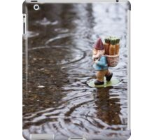 Raining Roy iPad Case/Skin