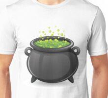 Halloween Cauldron featuring Mountain Dew? Unisex T-Shirt