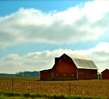 Scenes from a Midwest Roadtrip XII by Ginadg73