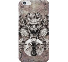Torment III iPhone Case/Skin