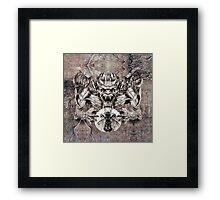 Torment III Framed Print