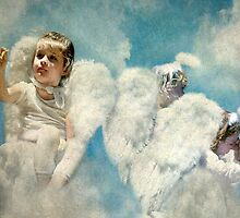 ~ Even Angels get Tired ~ by Lynda Heins