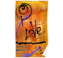 A Whirlwind Called LOVE Poster