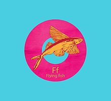 Flying Fish by KathPurchas