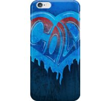 Cold hearted iPhone Case/Skin