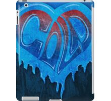 Cold hearted iPad Case/Skin