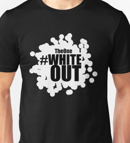 #Whiteout T-Shirt
