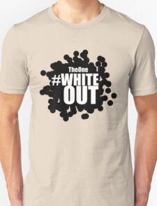 #Whiteout (Inverse) T-Shirt