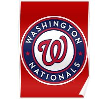 Nationals Poster