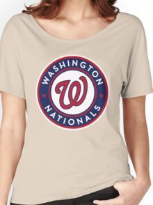 Nationals Women's Relaxed Fit T-Shirt