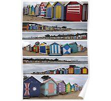 Brighton Me Boxes  Poster