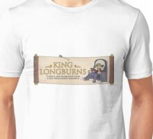 Official King Longburns Shirt 2015. Unisex T-Shirt