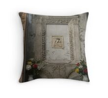 Madonna, Siena Throw Pillow
