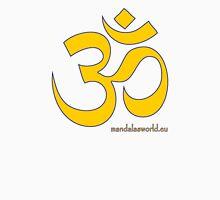 Buddhist Yellow Om Unisex T-Shirt