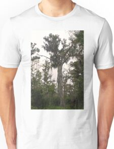 Monarch of the swamp Unisex T-Shirt