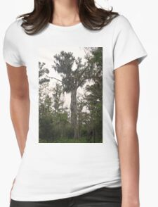 Monarch of the swamp Womens T-Shirt
