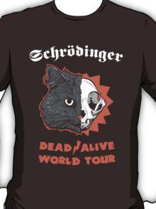 Schrödinger - DEAD/ALIVE World Tour T-Shirt