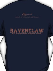 Ravenclaw House T-Shirt