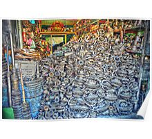 Recycling in Chinatown 2 Poster