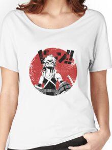 Bakugou - Boku no hero Academia  Women's Relaxed Fit T-Shirt