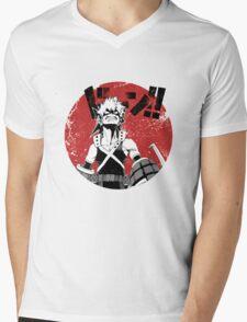 Bakugou - Boku no hero Academia  Mens V-Neck T-Shirt