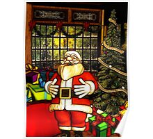 Jolly Old St. Nick Poster