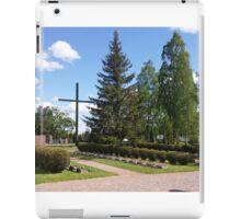 Nakkila Memorial iPad Case/Skin
