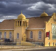 Palisade Church by rjcolby