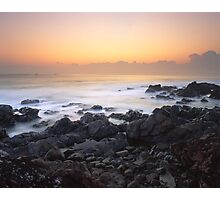 """The Mist"" ∞ Hastings Point, NSW - Australia Photographic Print"