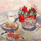 Imari Delight by Patsy L Smiles