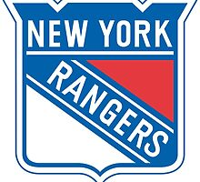 New York Rangers by SallyDunfee