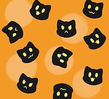 Halloween Kitties by NekoBros