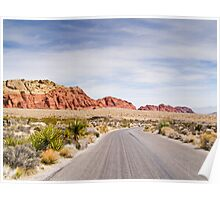 Winding Parkway Poster