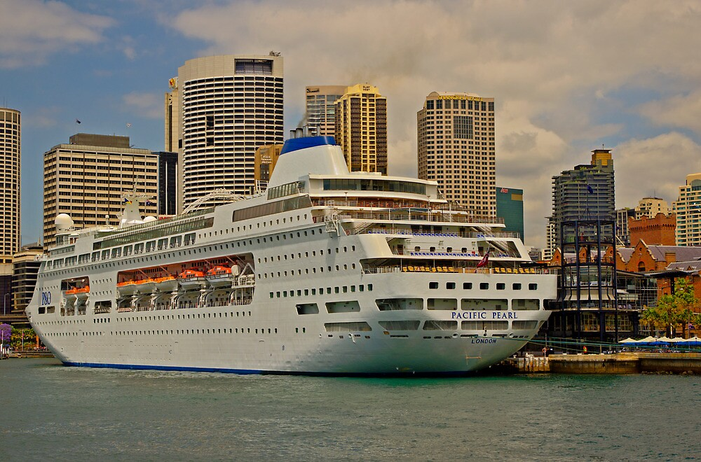 Ship to Shore to Skyline by TonyCrehan