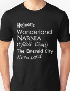 Cities Unisex T-Shirt