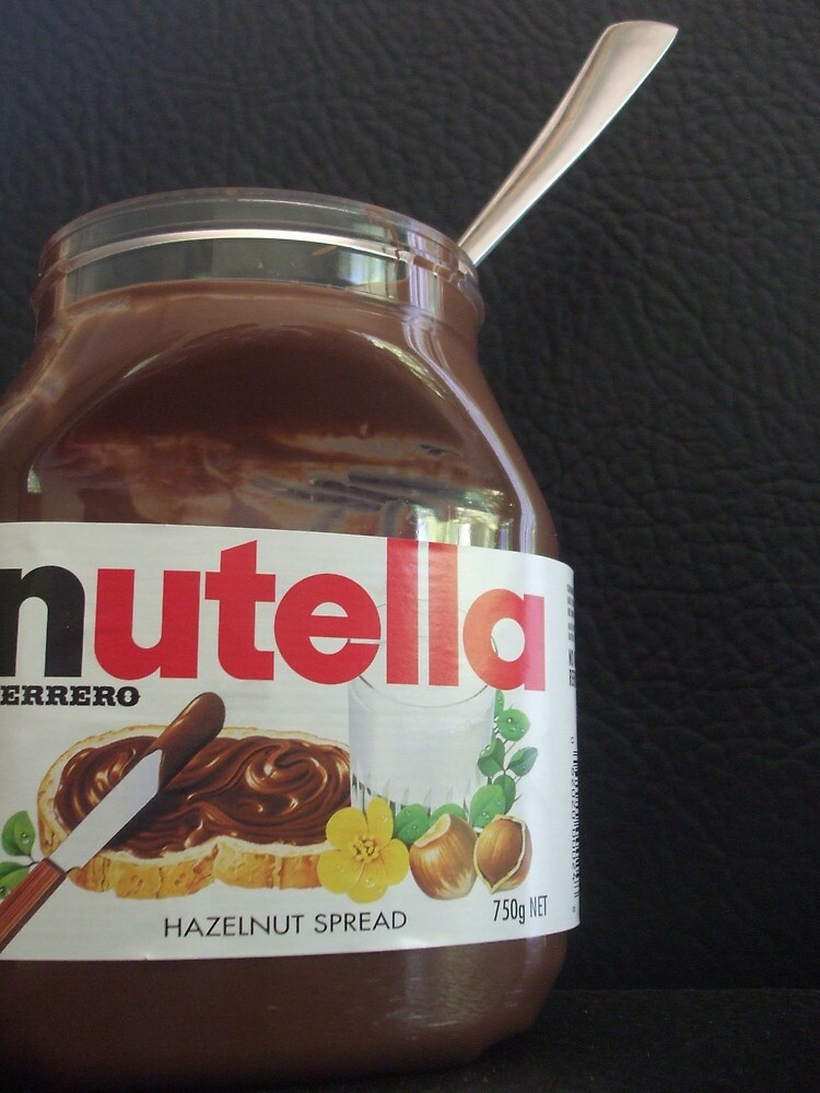 Nutella by SamanthaArlia