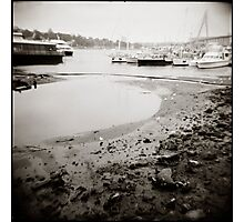 { smelly harbour } Photographic Print