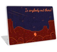 Martian Laptop Skin