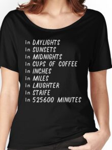 Seasons of love Women's Relaxed Fit T-Shirt